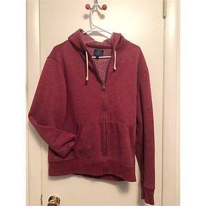 J. Crew Authentic Fleece Jacket